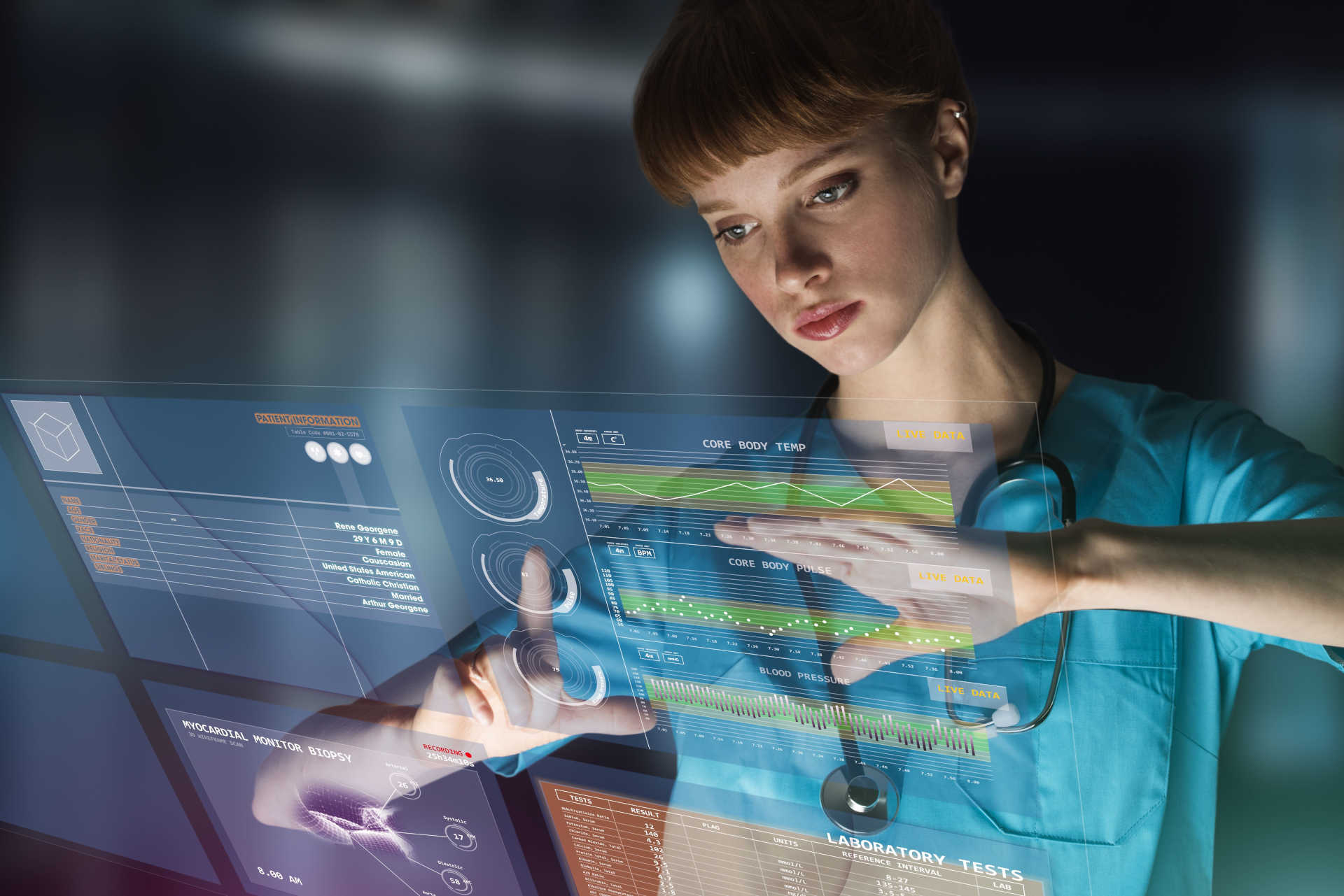 <br>Máster de<br> Innovación en<br> Salud Digital